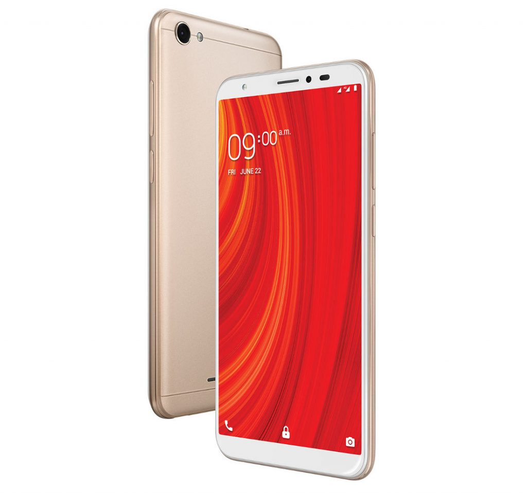 Lava Z61 Android Oreo (Go edition) smartphone with 5 45-inch HD+ 18