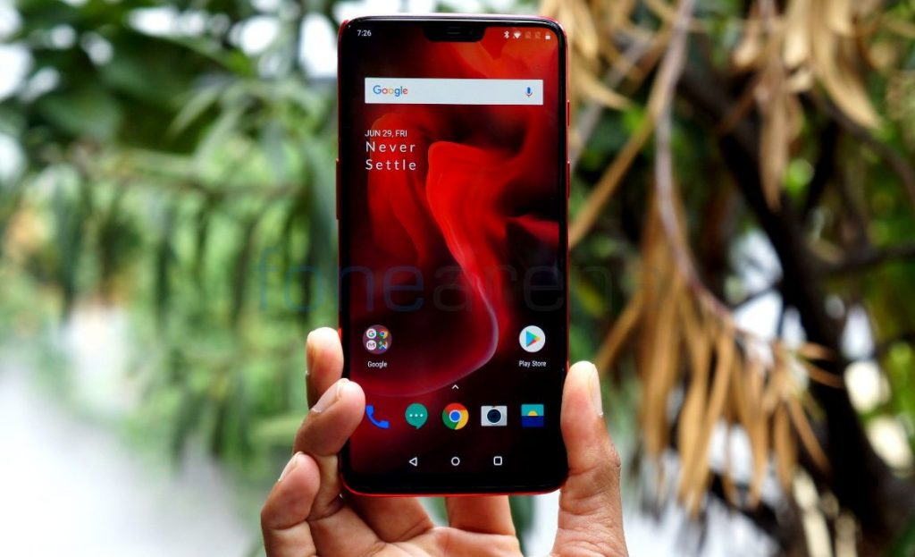 OnePlus 6 Red_fonearena-10