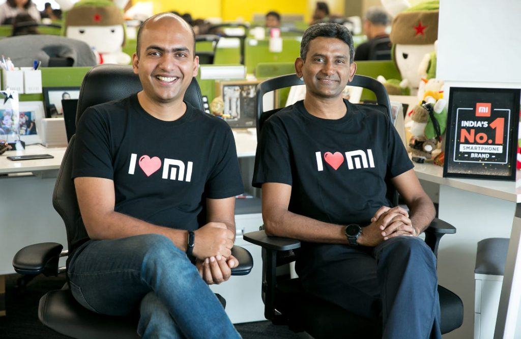 Xiaomi appoints former Jabong executive Muralikrishnan B as India COO