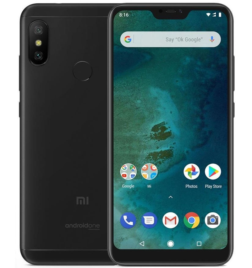 Xiaomi Mi A2 Lite Android One Smartphone Confirmed To Be