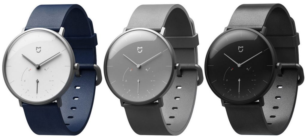 Xiaomi Mijia Quartz Watch Hybrid Smartwatch with up to 6 months battery life announced