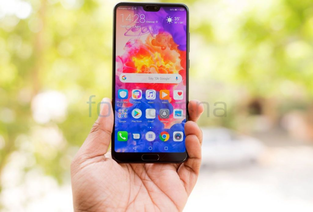 Android 9.0 Pie Phones Huawei P20 Pro