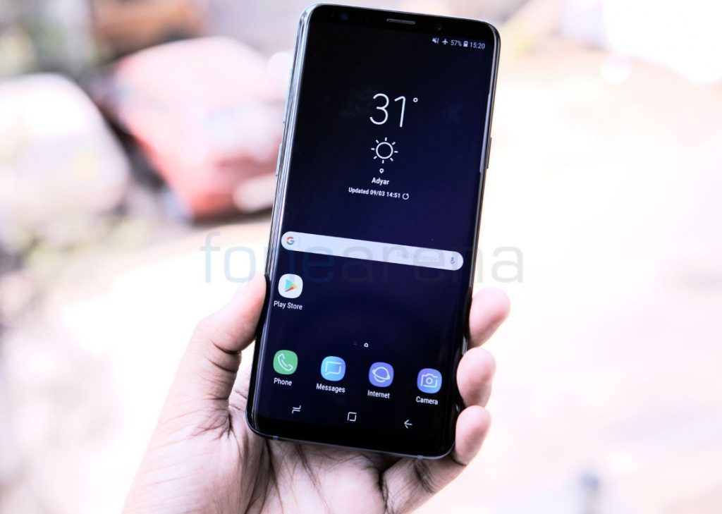 Android 9.0 Pie Phones Samsung Galaxy S9