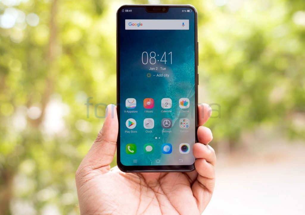 Android 9.0 Pie Phones Vivo X21