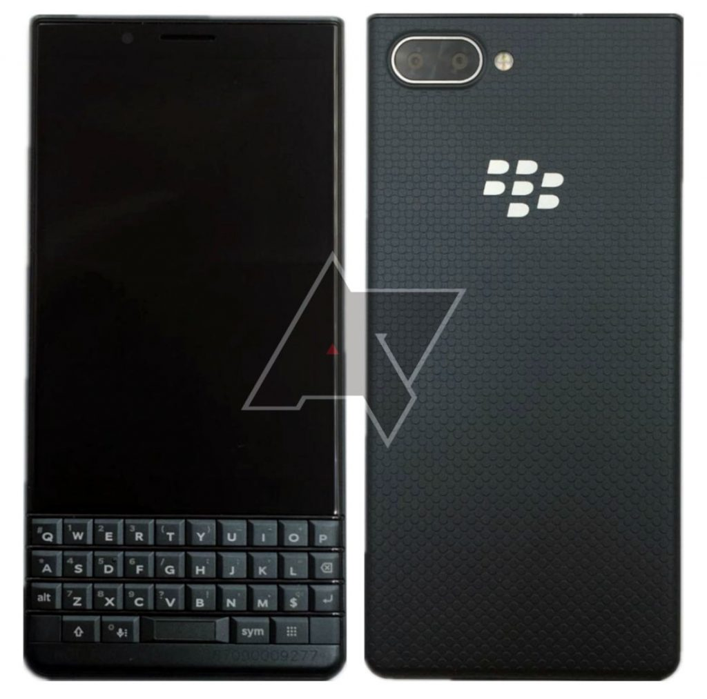 BlackBerry KEY2 LE with 4.5-inch FHD+ 3:2 display, QWERTY keyboard, Snapdragon 636, dual rear cameras surface