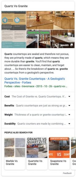 Google Search gets new information panels with subtopics ...