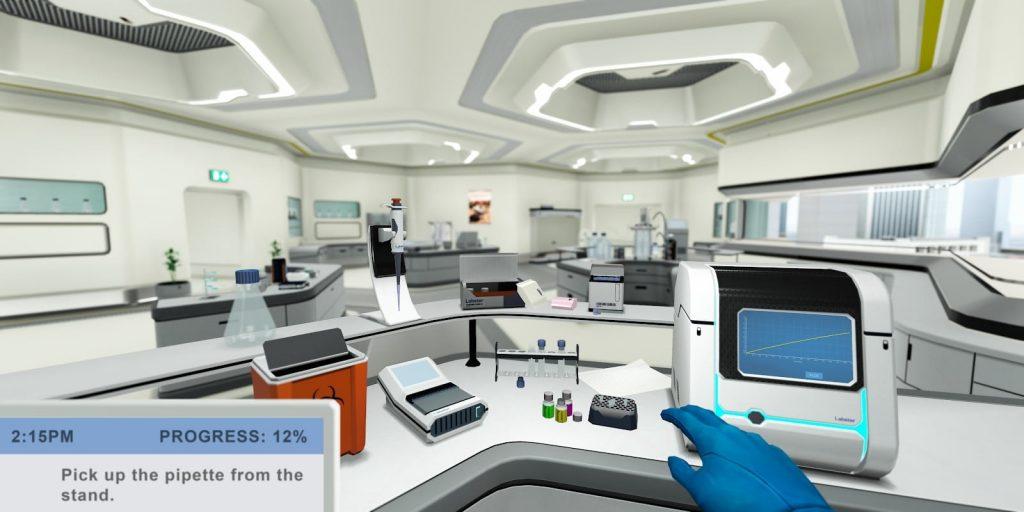 Google VR Labs