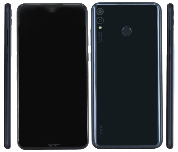 Honor 8X and 8X Max with FHD+ notch display, dual rear cameras, 4900mAh battery to be announced on September 5