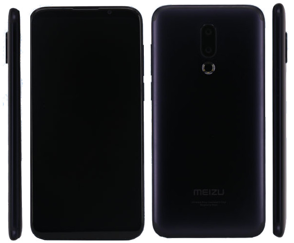 Meizu 16X with 6-inch FHD+ AMOLED display, Snapdragon 710, 6GB RAM, in-display fingerprint sensor gets certified