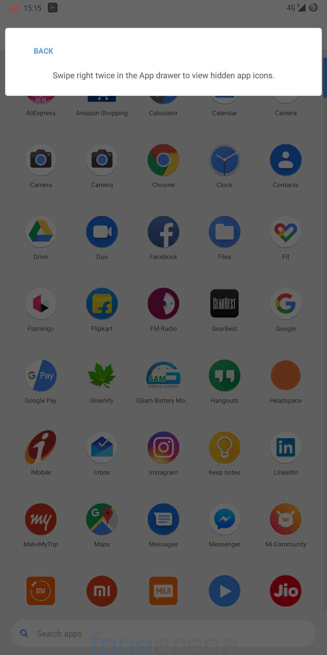 POCO Launcher Beta update brings option to hide apps, lets you