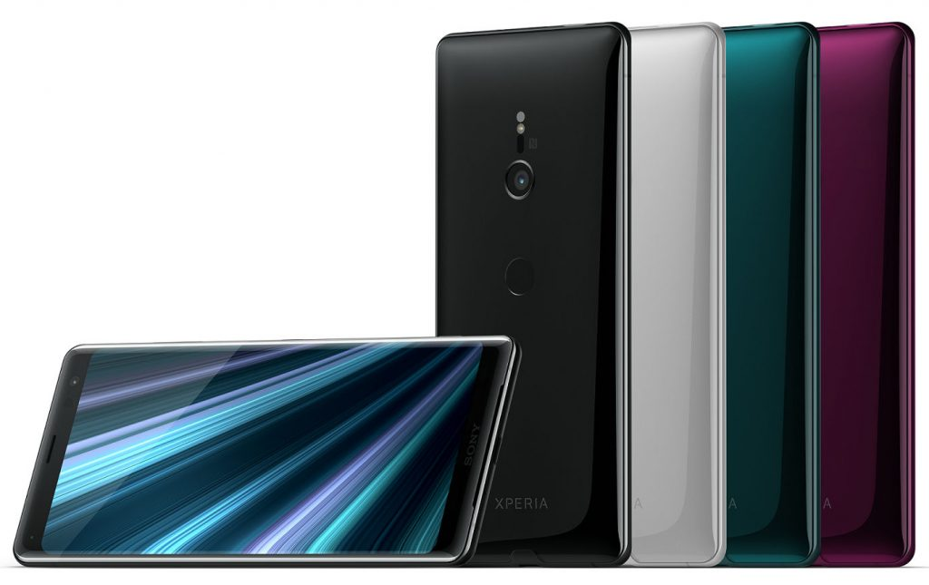 Sony Xperia XZ3 with 6-inch QHD+ OLED HDR display, Snapdragon 845