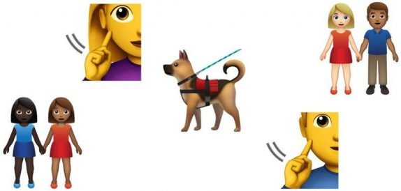 Unicode 12.0 to bring 179 emojis including service dog, deaf person, more couples