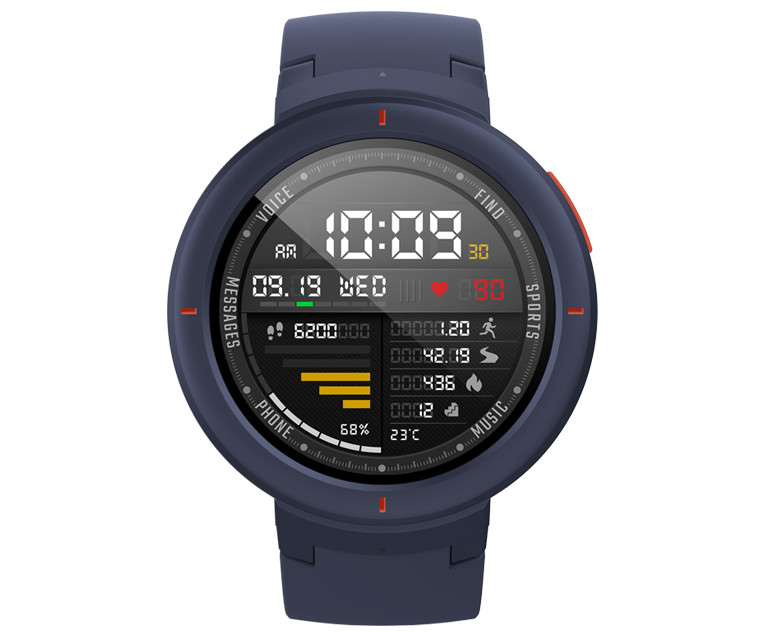 Amazfit Verge Smartwatch Health Band 1s With Ecg Sensor