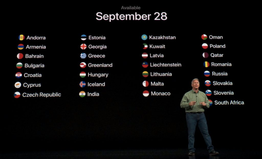 Apple iPhone XS and iPhone XS Max launching in India on