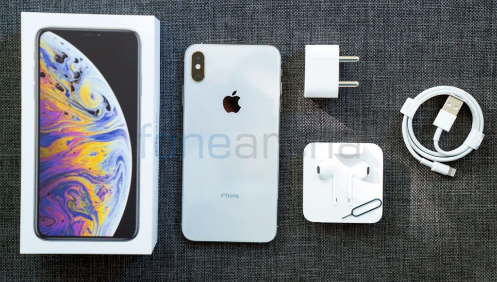 Apple Iphone Xs Max Unboxing And First Impressions