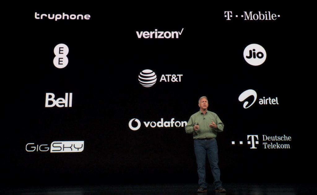 How will Dual-SIM feature work on the new iPhone Xs, iPhone Xs Max