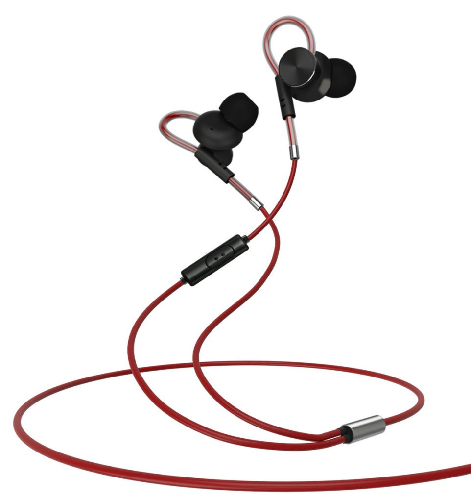 Earphones with microphone gold - earphones with microphone under 5