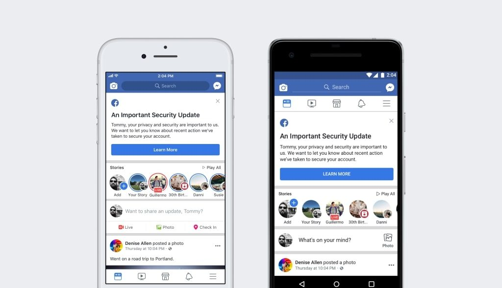 Facebook security breach allowed hackers to control 50 million accounts
