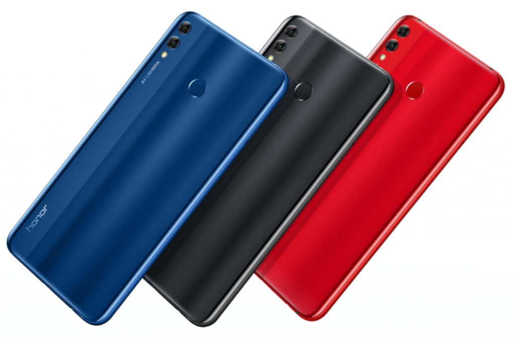 Honor 8X Red color variant launched in India