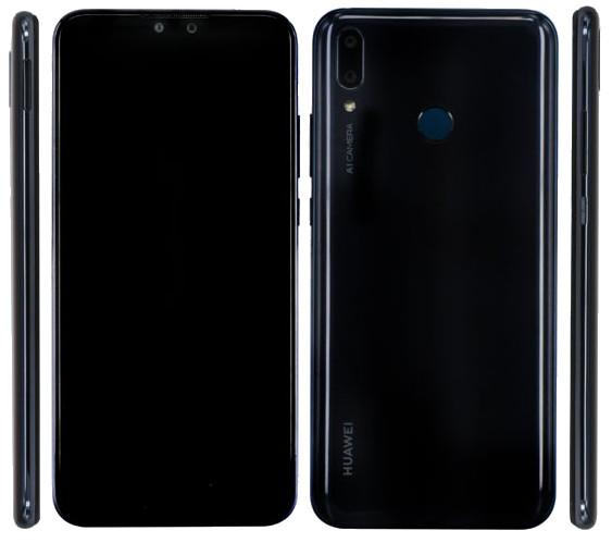 Huawei Y9 2019 with 6 5-inch FHD+ display, 6GB RAM, dual rear