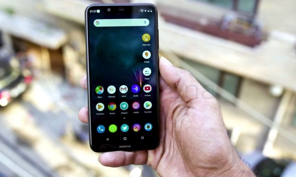 Nokia 5.1 Plus Unboxing and First Impressions
