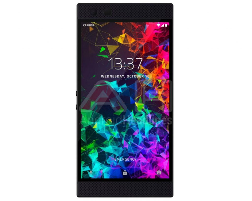 Razer Phone 2 with QHD display, Snapdragon 845, 8GB RAM to be announced on October 10