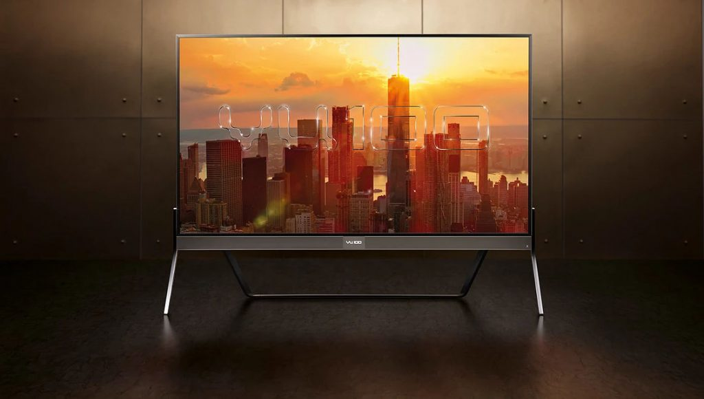 VU 100-inch 4K HDR Android Smart TV with built-in JBL Sound