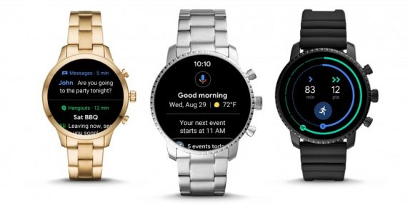 Google Wear OS 2.1 with new design, more gestures, proactive Assistant rolling out