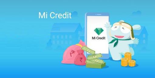 Image result for mi credit app