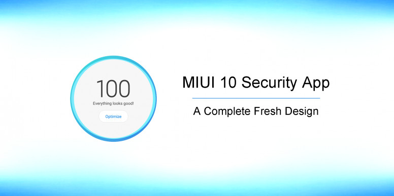 MIUI Security app gets a revamped design, built in WhatsApp Cleaner, First Aid, Test Network and more