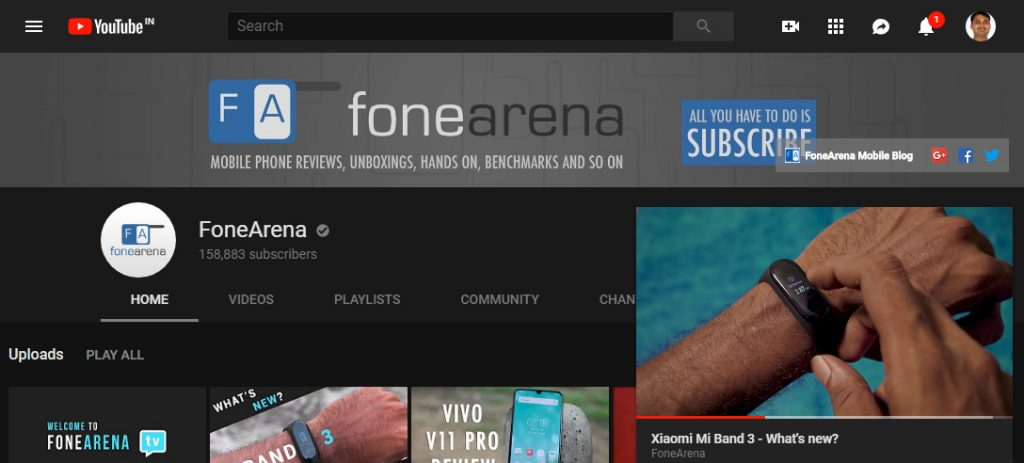 YouTube Miniplayer for the web now rolling out widely