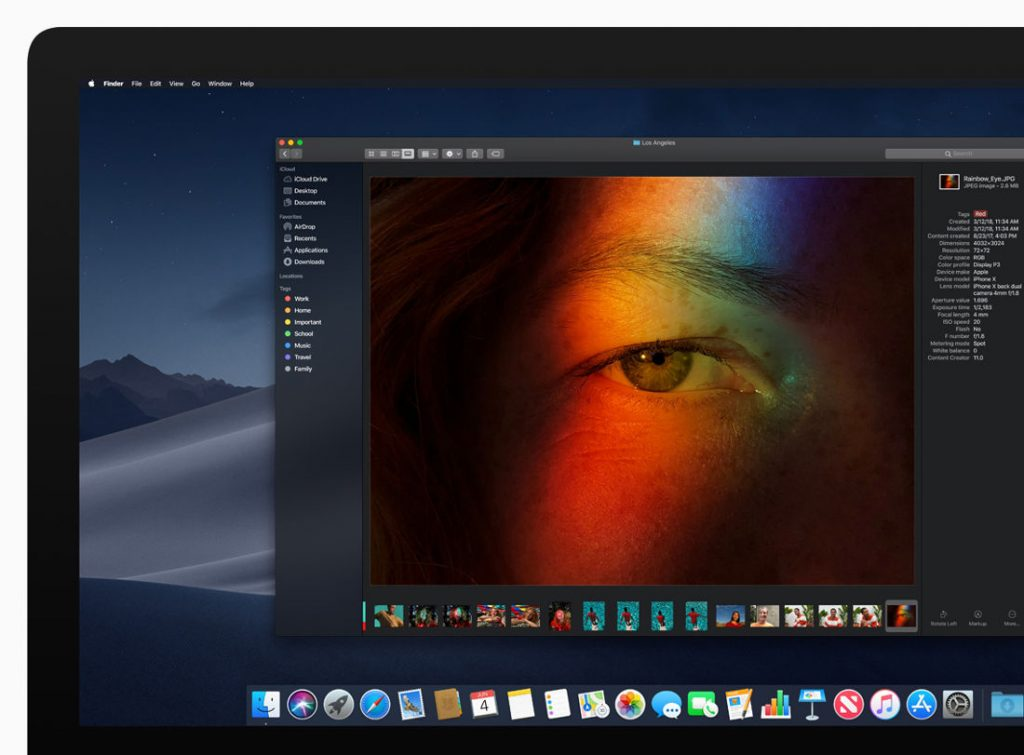 Google Chrome for macOS might soon get native dark mode