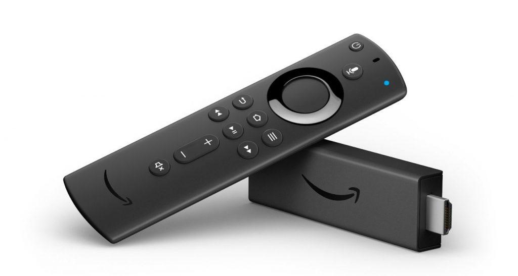 Amazon Fire TV Stick and Alexa-Voic Remote