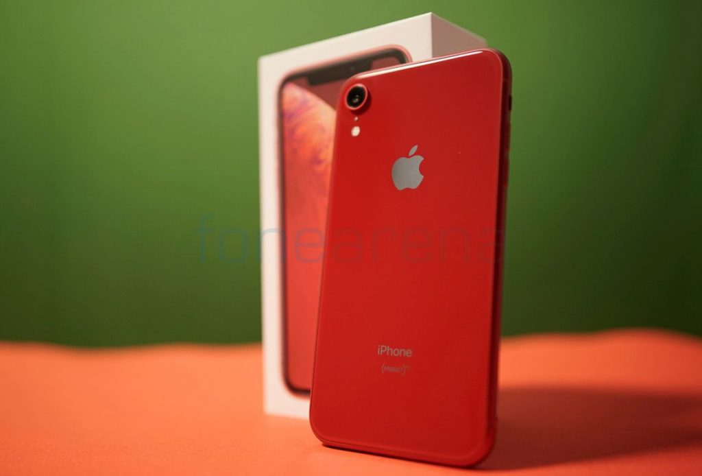 Iphone Xr Red Light Water Indicator: Apple IPhone XR Red Edition Unboxing And Photo Gallery