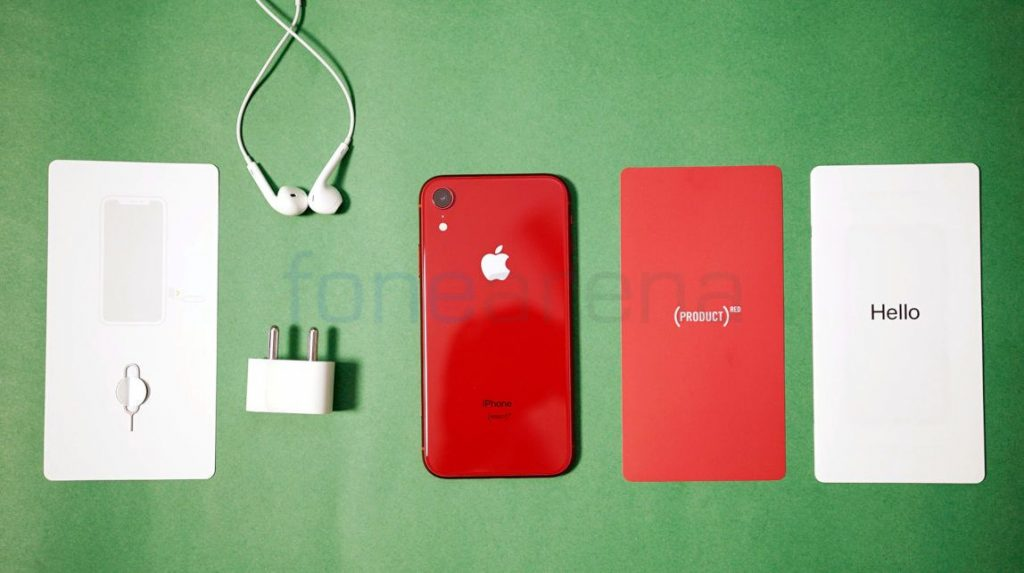 watch 03e3e 6663c Apple iPhone XR Red Edition Unboxing and Photo Gallery