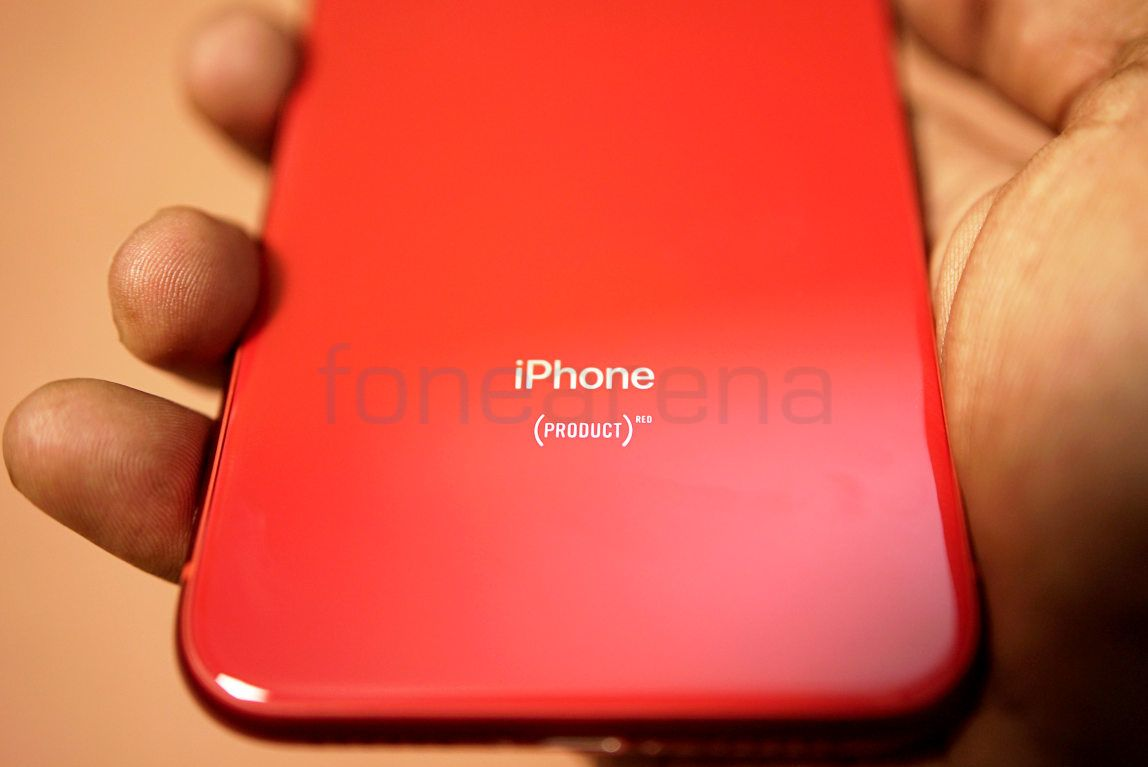 Apple Iphone Xr Red Edition Unboxing And Photo Gallery