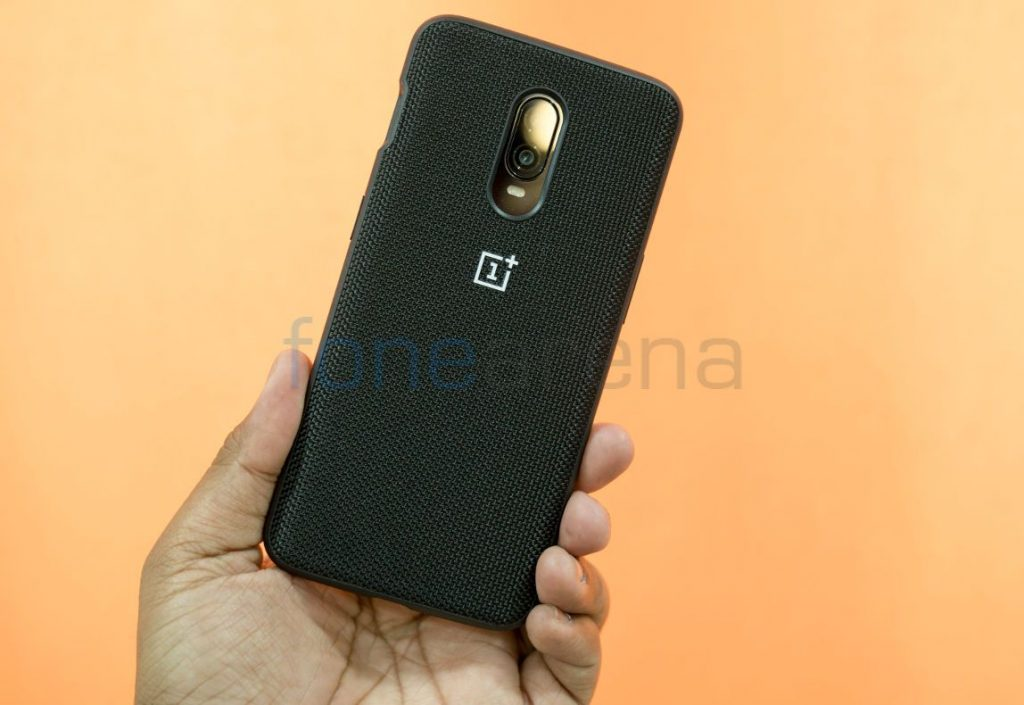 hot sale online 0995a 405fb OnePlus 6T Cases Unboxing and Photo Gallery – Nylon Bumper Case ...