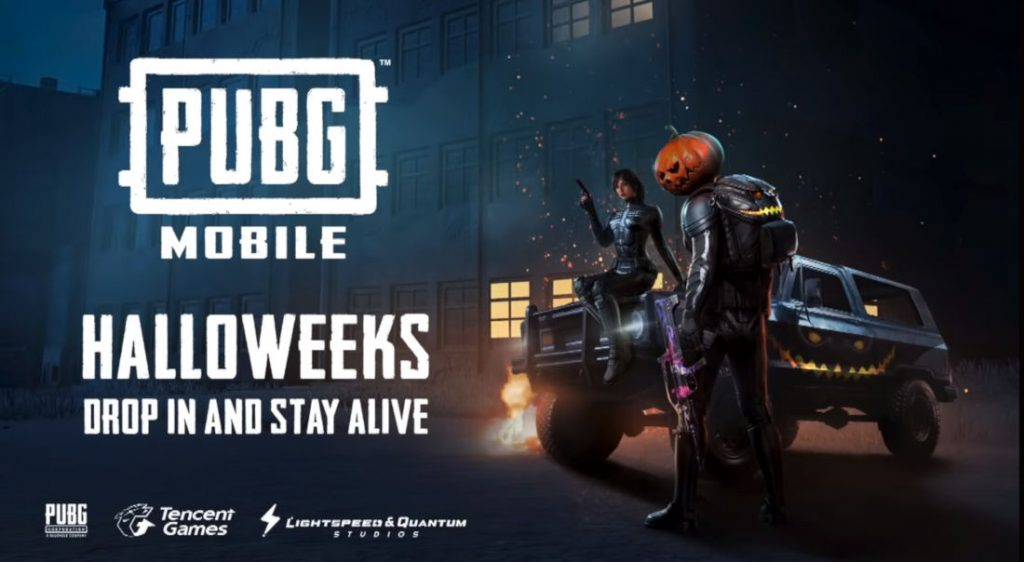 PUBG Mobile 0.9.0 Halloween Update Starts Rolling Out