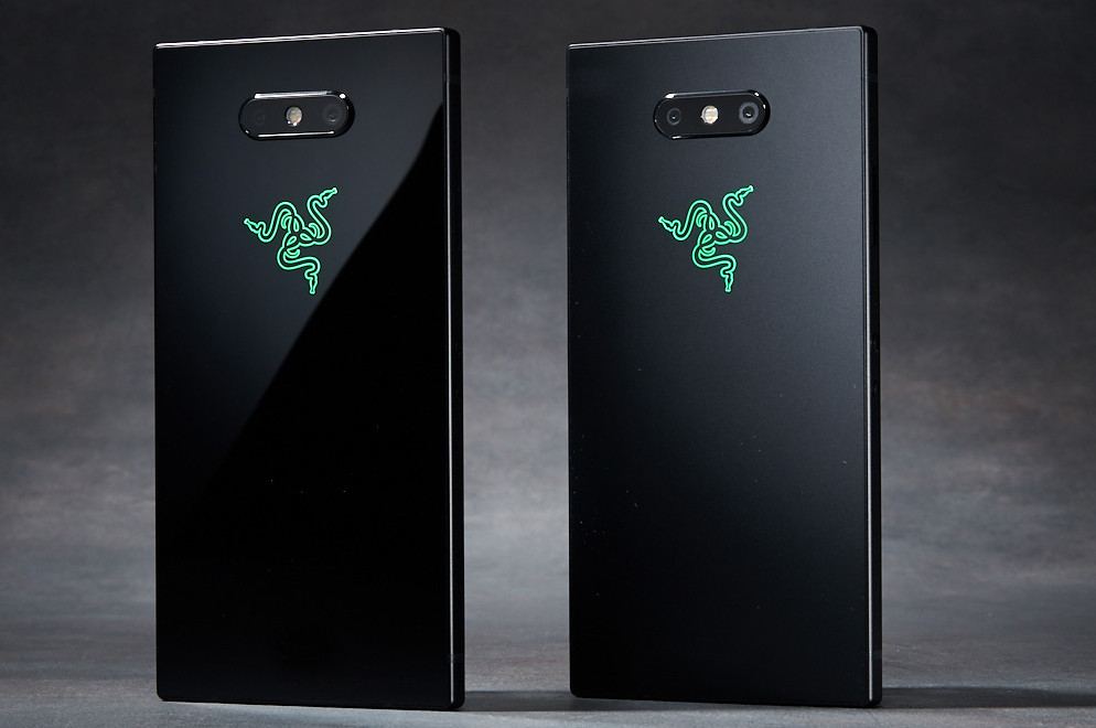 Razer Phone 2 with 5 7-inch QHD 120Hz display, Snapdragon 845, 8GB