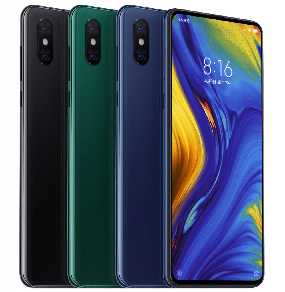 Weekly Roundup: Xiaomi Mi MIX 3, Black Shark Helo, Samsung Galaxy A6s, HTC EXODUS 1 and more