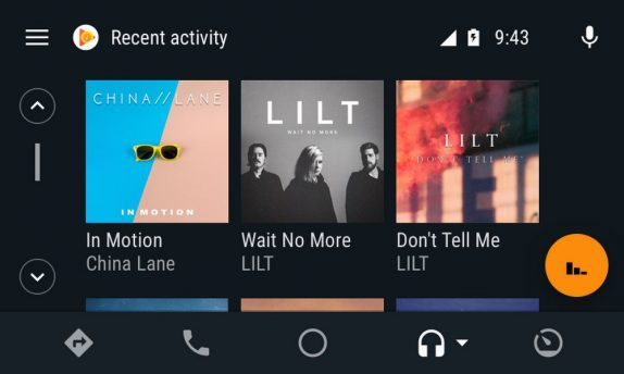 Android Auto Discover Media