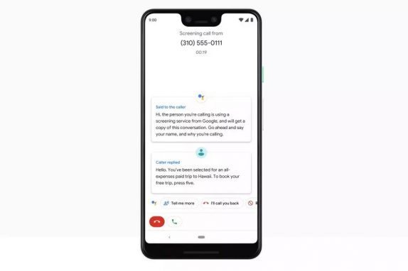 Google to roll out Call Screen transcription for all Pixel phones later this year [Update: Now rolling out]