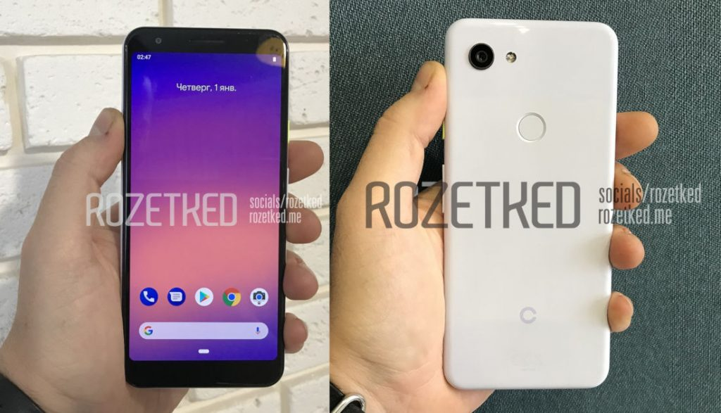 Google Pixel 3 Lite with 5.56-inch Full HD+ display, Snapdragon 670, 3.5mm audio jack surfaces in live images