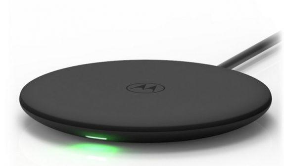 Motorola Wireless Charging Pad