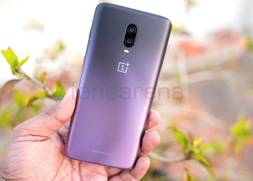 OnePlus 6T Thunder Purple Limited Edition – Combination of power and beauty