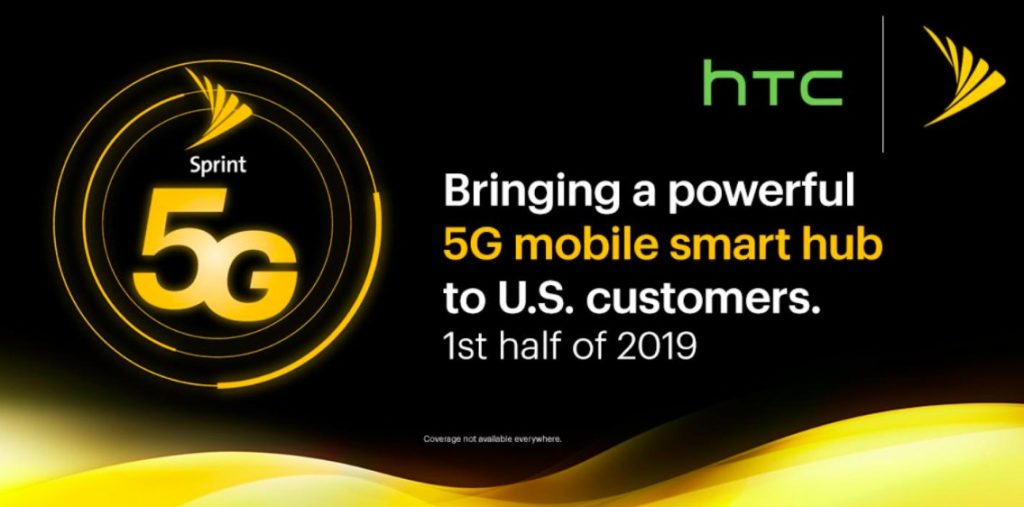 Sprint and HTC