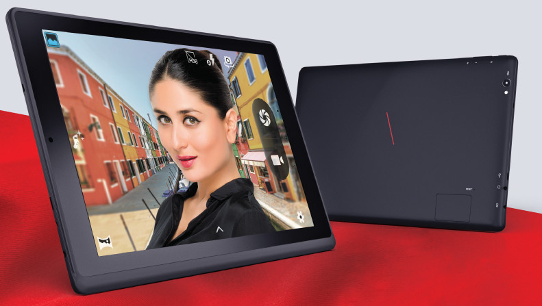iBall Slide Elan 3×32 with 10 1-inch display, 4G VoLTE