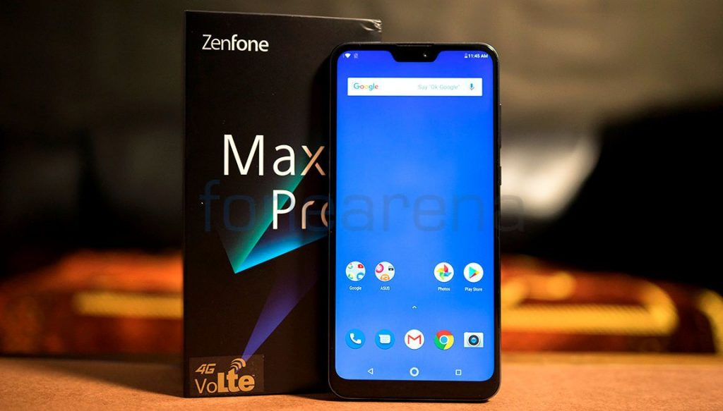 ASUS Zenfone Max Pro M2 Unboxing and First Impressions