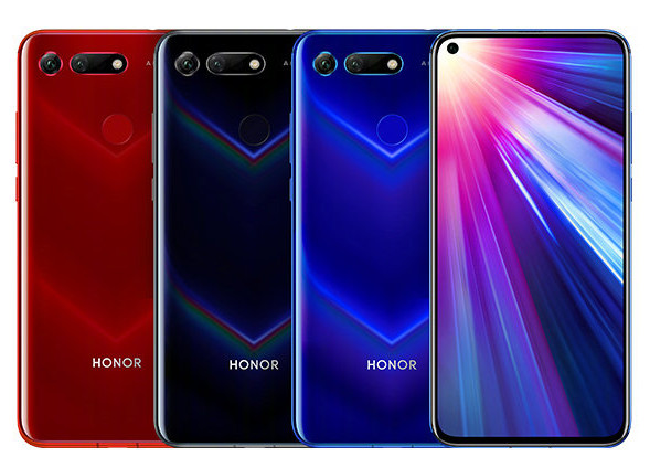 Honor V20 with 6 4-inch FHD+ display, 25MP in-screen front camera