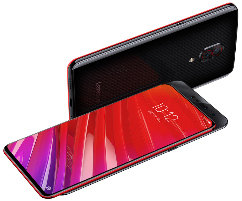 a9673d06333 Lenovo announced its mid-range Z5 Pro with a slider design and Snapdragon  710 SoC in China. Today the company has announced the Z5 Pro GT
